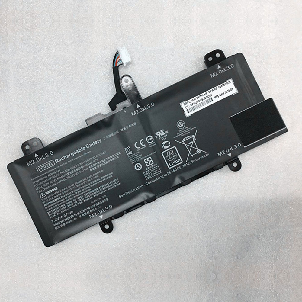 replace PP02XL battery