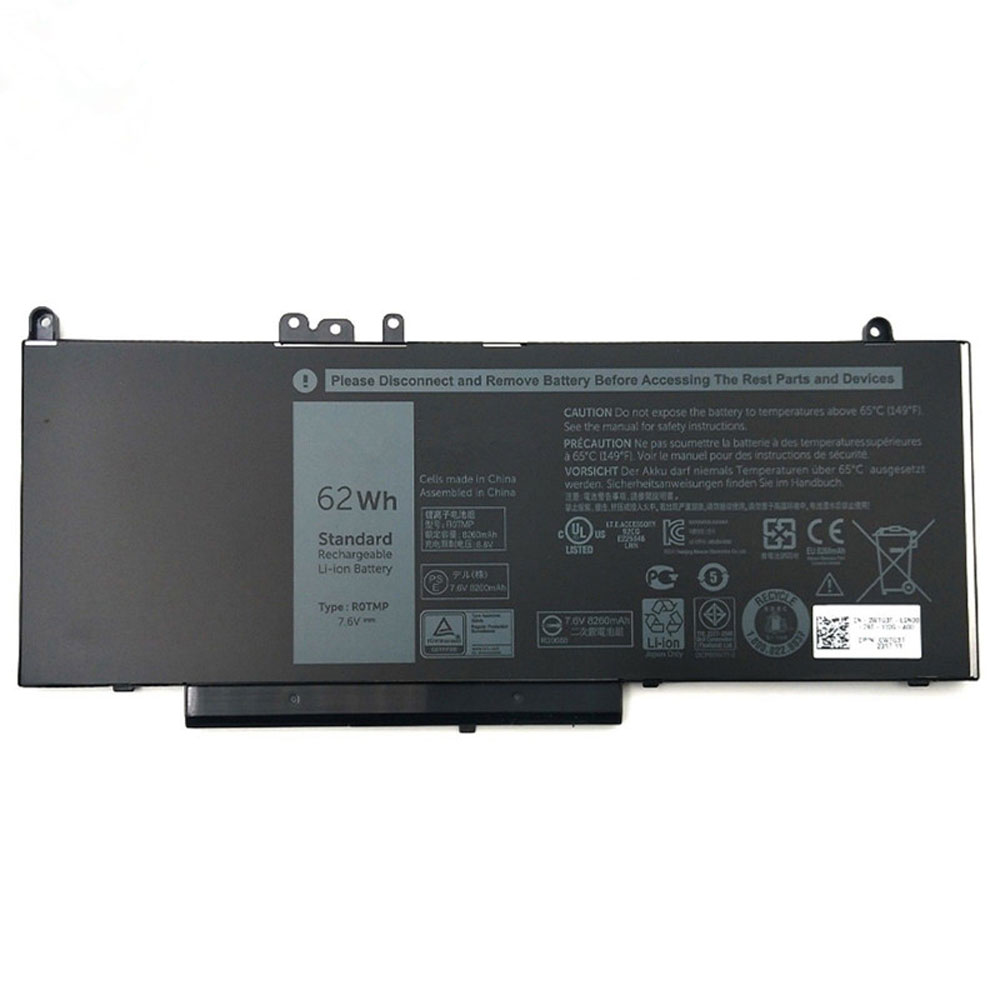 replace R0TMP battery