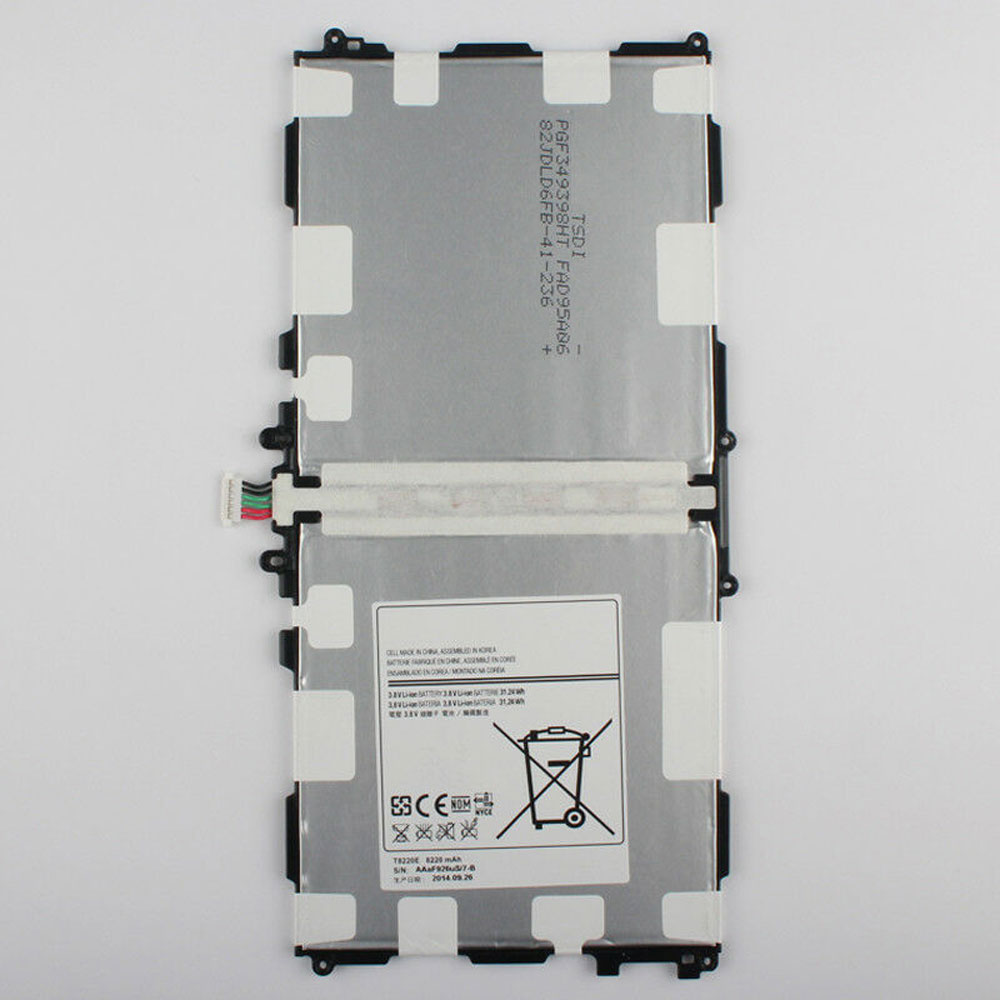 replace T8220E battery