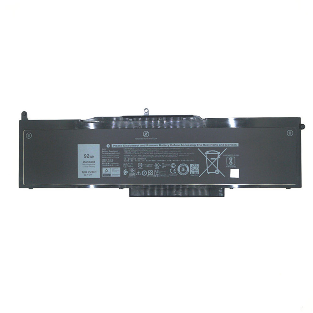 replace VG93N battery