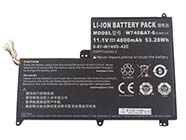 replace W740BAT-6 battery