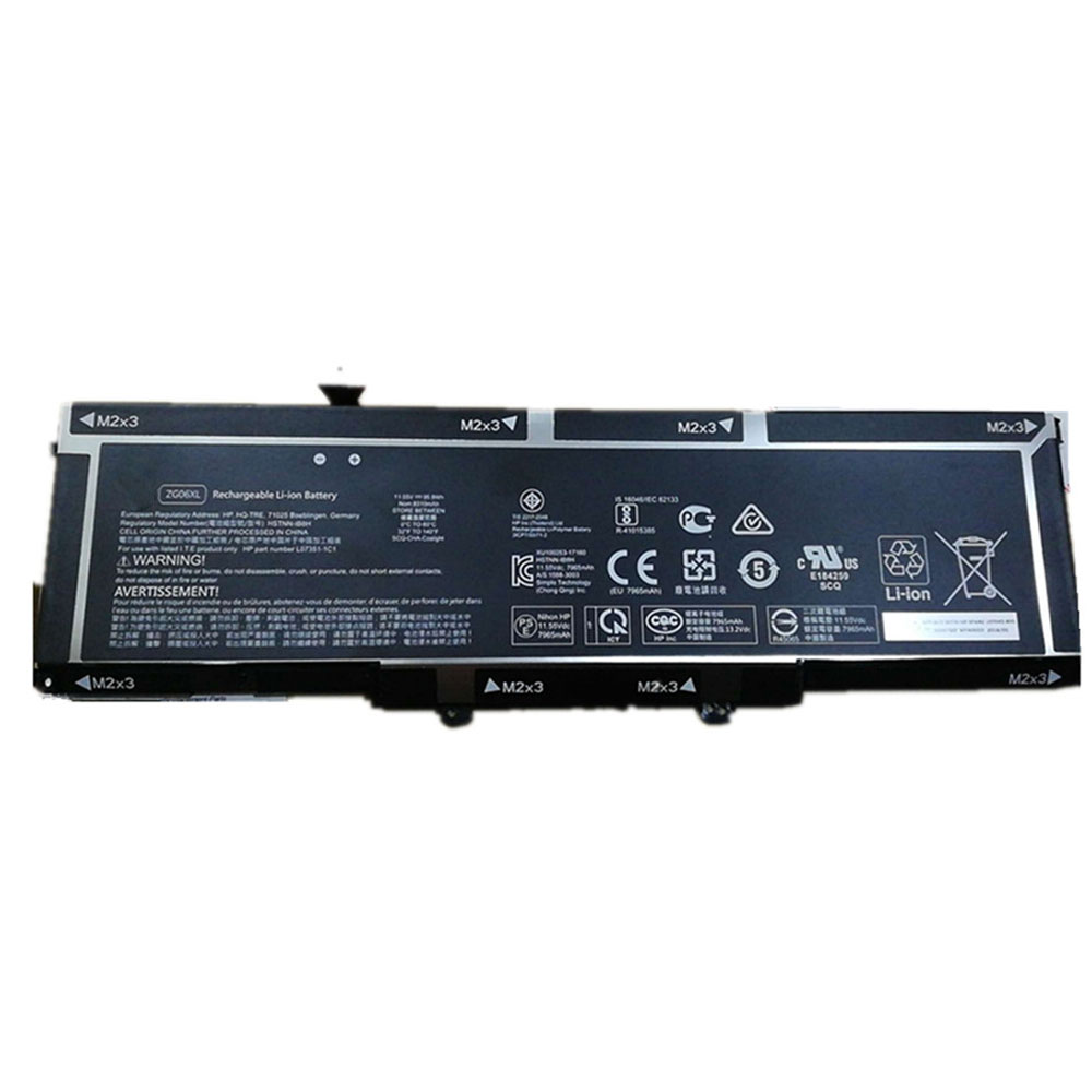 replace ZG06XL battery